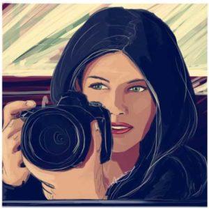 Частный детектив женщина